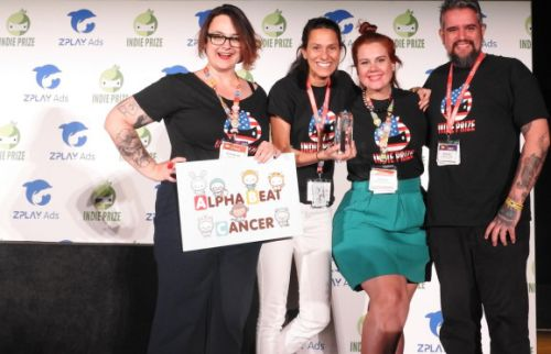 Alpha Beat Cancer aims to teach young kids about cancer