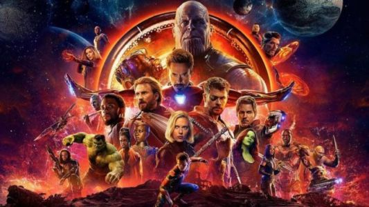 Avengers: Infinity War Will Arrive On Netflix This Christmas