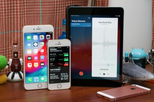 IOS 12 on the iPhone 5S, iPhone 6 Plus, and iPad Mini 2: It's actually faster!
