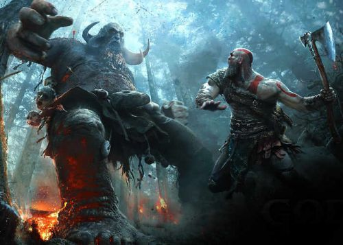 God of War wins GDC 2019 Game of the Year