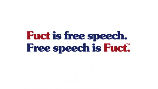 """""""FUCT"""" up: Supreme Court protects """"immoral"""" trademark registration"""