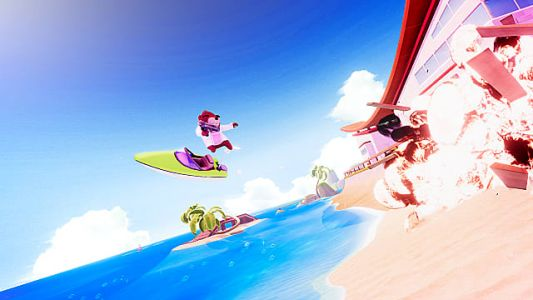 Wave Break Preview: Move over Tony Hawk, It's Time For Bears & Boats