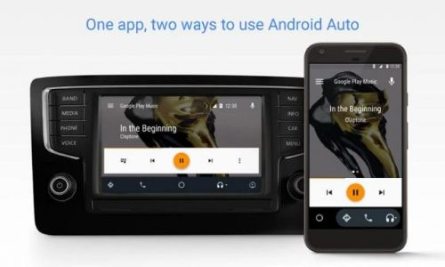 Android Auto is prepping for WiFi projection support