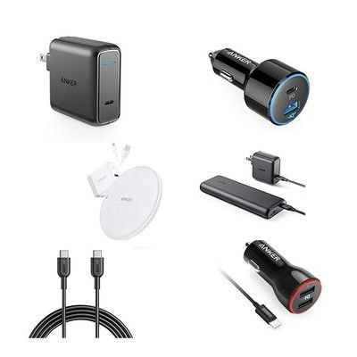 Save up to 40% on Anker's chargers, cables, portable batteries and more
