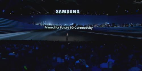 Samsung hosts 1,500 experts to finalize first mobile 5G standard