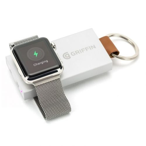Ditch the charging cable with Griffin's discounted Apple Watch Power Bank