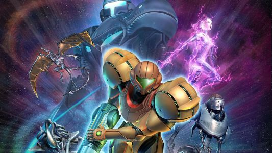 Metroid Prime Trilogy for Switch could be announced at this week's Game Awards