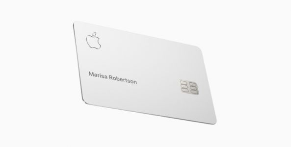 Maybe don't keep your Apple Card in a leather wallet, Apple warns