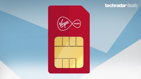 Huge data SIM only deal: 40GB SIM for only £18 per month on Virgin Mobile
