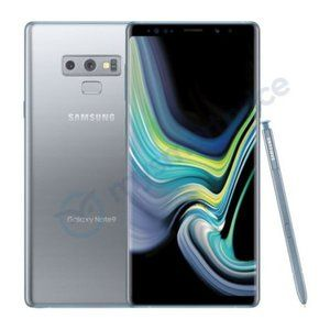 The silver Galaxy Note 9 model may be sold in over 30 countries