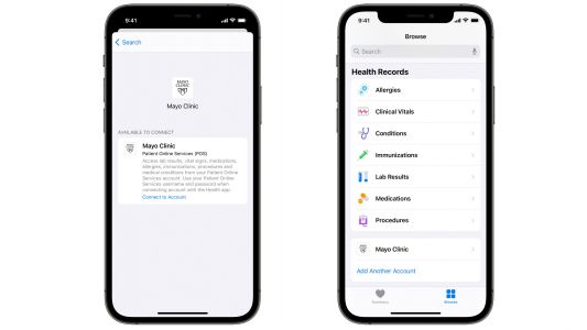 Mayo Clinic Patients Can Now Add Their Health Records to iPhone