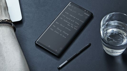 New leak reportedly shows a powered on Samsung Galaxy Note 9 for the first time
