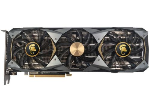 Manli GeForce RTX 2080 Ti and RTX 2080 Gallardo Series graphics cards introduced