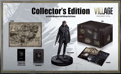 Resident Evil Village Pre Order Guide: What's in Each Edition?