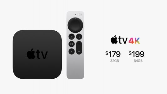 Apple Announces New Apple TV 4K with A12 Bionic Chip and Upgraded Siri Remote