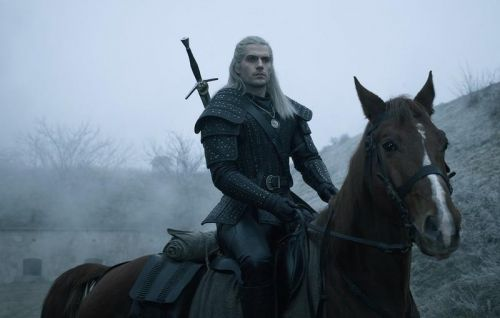 Netflix's The Witcher reveals new image of Henry Cavill and Roach