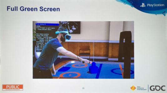 Sony is considering new PSVR livestreaming and mixed reality features
