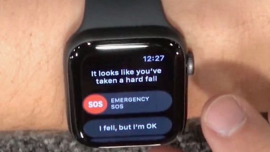 New video tests Apple Watch Series 4 fall detection with varying results