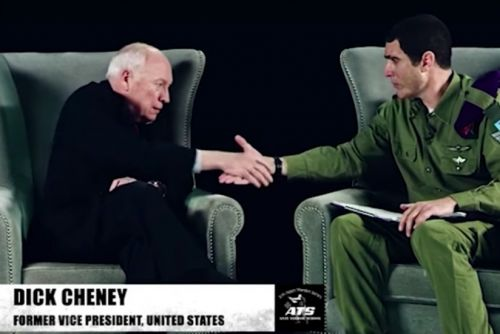 The Fake Israeli Who Spoofed Dick Cheney