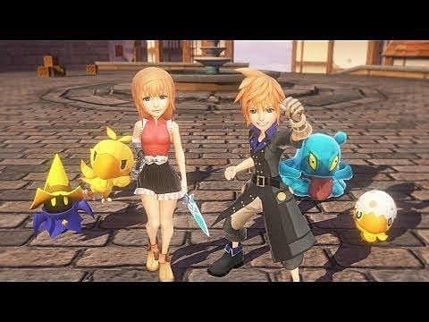 TGS 2018: Return To Grymoire In The World Of Final Fantasy Maxima Trailer