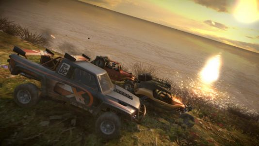 Ex-Motorstorm, DriveClub leads found Wushu Studios to make indie sci-fi game
