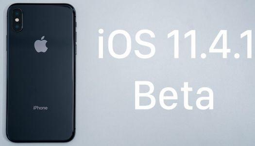 Apple Seeds Third Beta of iOS 11.4.1 to Developers