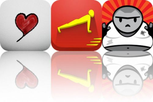 Today's Apps Gone Free: Vittle, Push Ups and Thundergut's Revenge