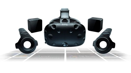 HTC Vive Pro reaches out with native hand and finger tracking