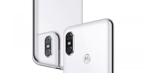 Motorola P30 goes official for China w/ thin bezels, huge notch, and iPhone X design