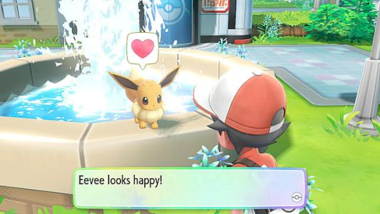 Pokemon Let's GO, Pikachu and Eevee Review: It's a Wonderful Life