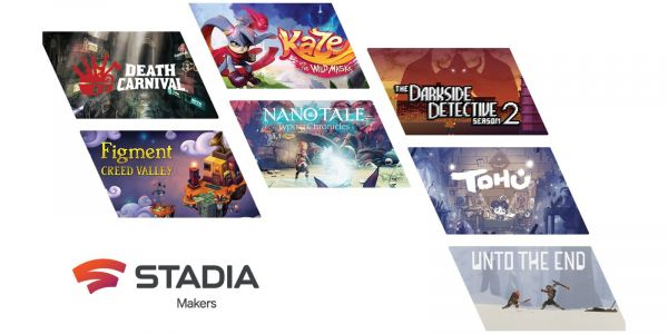 First batch of 'Stadia Makers' games brings seven new indie titles to Stadia