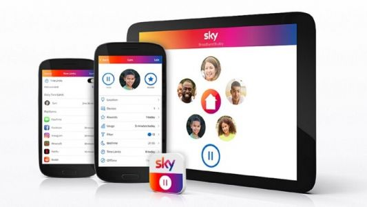 Sky launches Broadband Buddy App to help you manage Internet usage