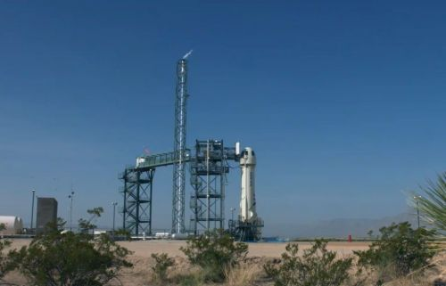 Jeff Bezos said they'd test the heck out of New Shepard-he wasn't kidding