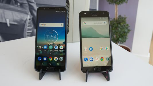 Moto G6 and G6 Play launch scheduled for 4th June