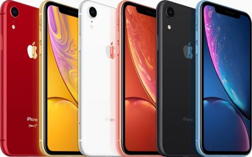 IPhone XR gets reviewed on video again