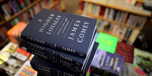 Opinion: James Comey's book offers interesting background on the Apple/FBI case