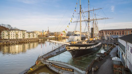 SS Great Britain: the tech bringing a 19th century wonder to life