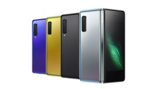 Galaxy Fold 2 Coming With 8-Inch Display, Bendable Glass Cover: Report