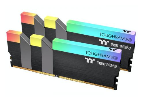 Thermaltake High Capacity TOUGHRAM RGB memory unveiled