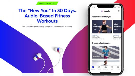 Three is offering free fitness app subscriptions with selected phone deals