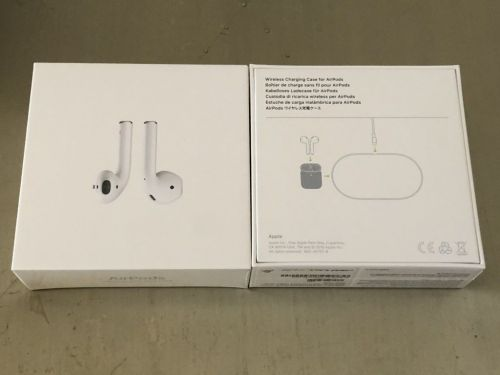 Apple's AirPower Spotted On Packaging Of AirPods Wireless Charging Case
