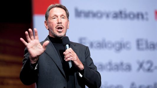 Larry Ellison slams AWS