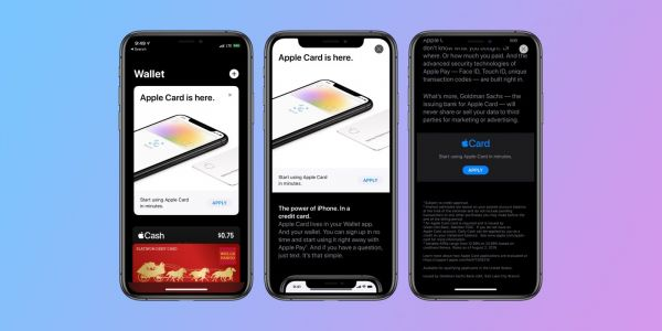 Here's how Apple is promoting its new credit card to iPhone customers