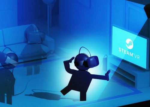 Steam VR beta update adds Motion Smoothing technology