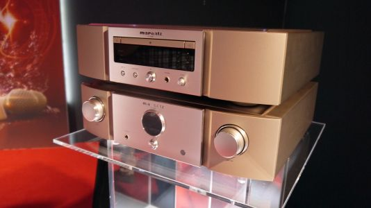 Marantz KI Ruby is a luxury CD player and amp for the most demanding of ears