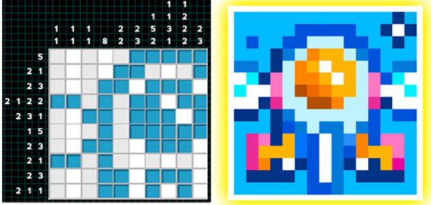 Konami Just Released 'Pixel Puzzle Collection' Which Is Basically 'Picross' but With Konami Imagery and Music for iOS and Android
