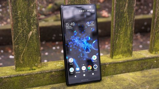 Sony claims that a display issue on its Xperia phones isn't a defect