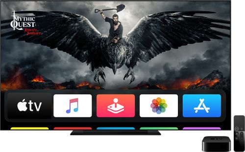 Apple Releases tvOS 13.4.6 for Fourth and Fifth-Generation Apple TV Models