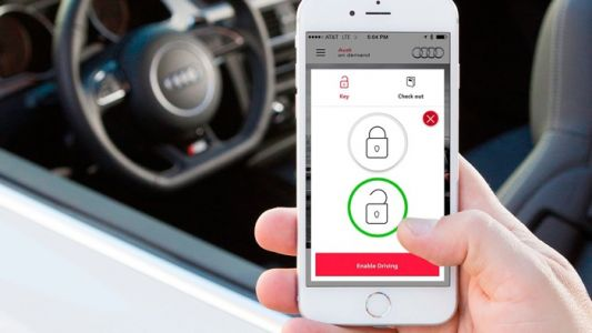 Apple, Samsung And Car Makers Agree On Smartphone Standard For Unlocking Cars