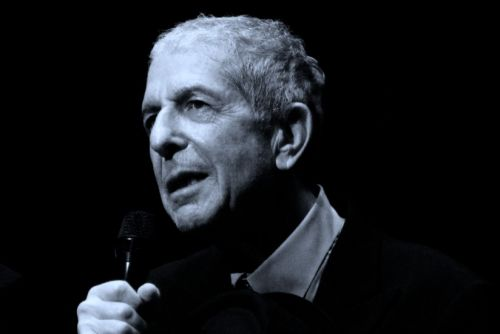 Leonard Cohen Wrote a Poem About Kanye West Who Intimates Crypto Nietzscheanism to the President